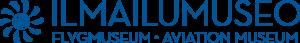 Ilmailumuseo - logo, transparent