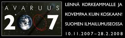 Meteoriitti oli viimeksi nähtävillä Avaruus 2007 -näyttelyssä Suomen Ilmailumuseossa. The fragment was seen in the Avaruus 2007 -exhibition in the Finnish Aviation Museum.