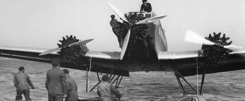Ilmailumuseo on tuomassa Junkers Ju 52 -matkustajakoneen nostalgiamatkalle Kaivopuiston lentonäytökseen