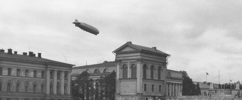 Helsingin ilmailuhistoriaa