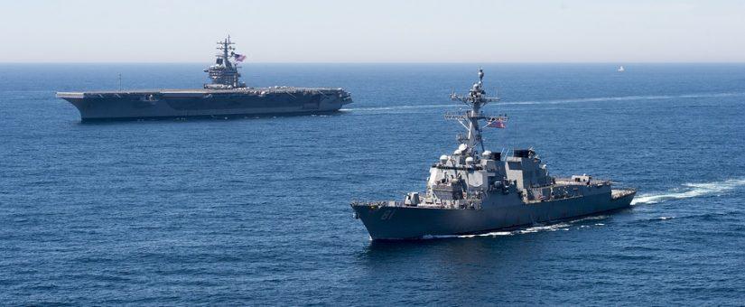 Suomen Ilmailumuseo on hankkinut kokoelmiinsa lentotukialus USS Dwight D. Eisenhowerin (CVN-69)