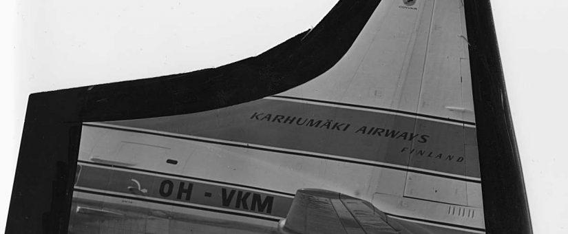 Vantaa uusii vaakunansa: lohenpyrstö tekee tilaa lentokoneen pyrstölle